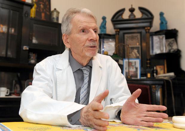 Prim. dr. spec. G. Todor Jovanović