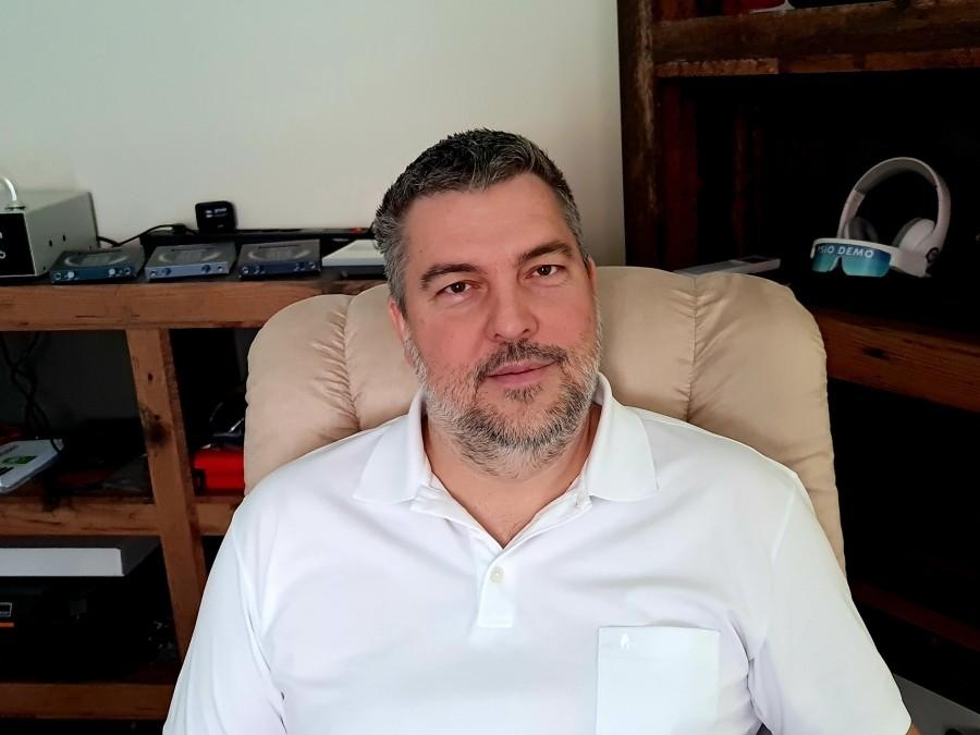 G. Dražen Dimnik - Draško - predsednik društva