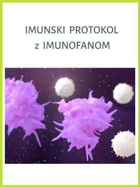 IMUNSKI PROTOKOL Z IMUNOFANOM - buster za Limfocite T